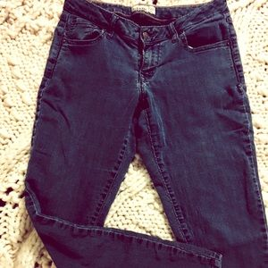 Old Navy super stretch jeans